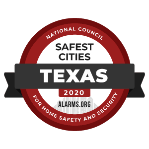 2020 Safest Cities Alarms.org